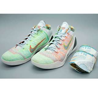 kobe 9 高筒改低系列 Elite Low Custom Collection
