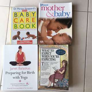 Mother & Baby Books