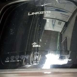Linksys Wag160n Adsl2+ Modem Router