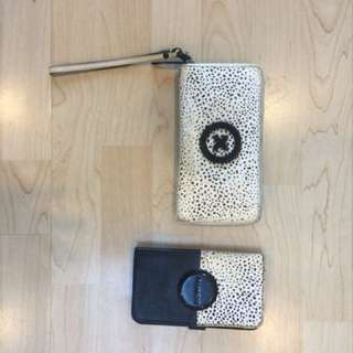 Mimco Wallet And iPhone 6 Plus Case