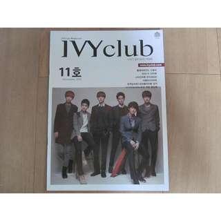 IVY Club Magazine feat. EXO-K November 2012 Issue