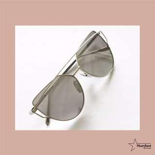 Bonne Silver Kacamata Fashion ( Sunglasses )