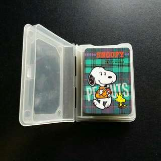 New! Snoopy Playing Cards #牌 #卡