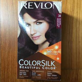 Revlon hair dye