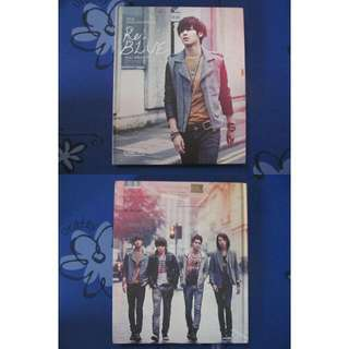 CNBLUE - Re:Blue Special Limited Edition (4th Mini Album)