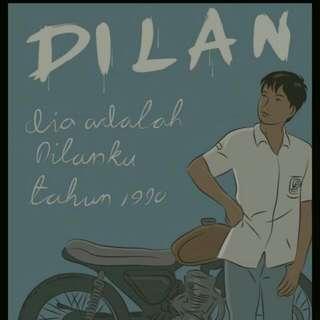 Goceng Dapet 3 !! Ebook Dilan