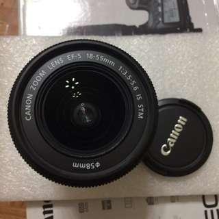 Canon 18-55STM