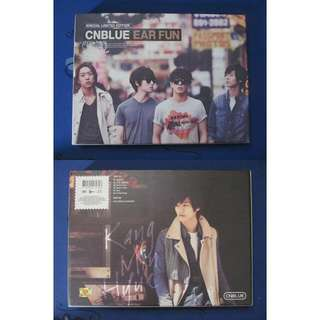 CNBLUE - Ear Fun Special Limited Edition (3rd Mini Album)