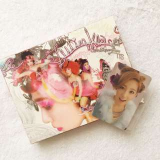 SNSD TTS (TaeTiSeo) - Twinkle (Taeyeon Photocard)