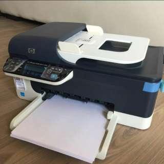 傳真影印掃描印表機多功能事務機