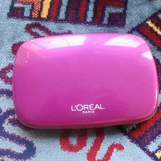 L'OREAL Matte Transforming Powder (Golden Ivory)