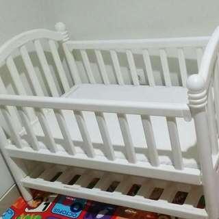 Baby Crib Korea Merk Kizco