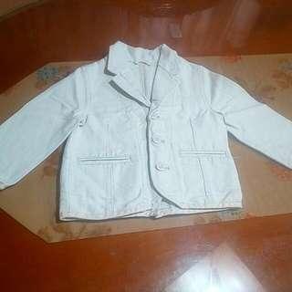 Khaki Coat For Baby