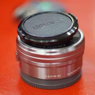Sony SEL 16-50mm f/3.5-5.6 e-mount kitlens