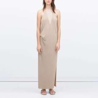 Bnew ZARA Maxi Dress