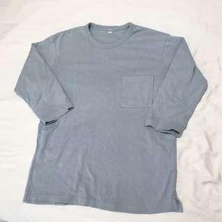 Uniqlo 3/4 Sleeve Tshirt