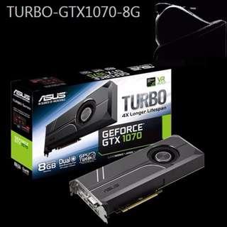 Asus GTX 1070 Turbo 8GB GDDR 5