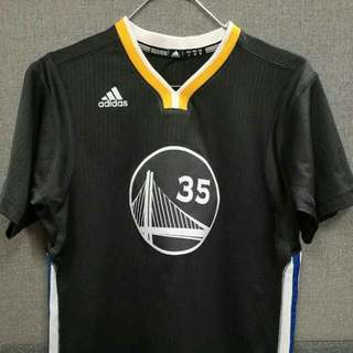 Repriced: Authentic Adidas Warriors Jersey