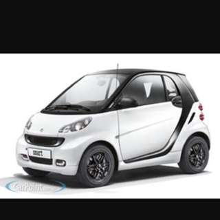 Mercedes-Benz Smart For 2 Domino Edition