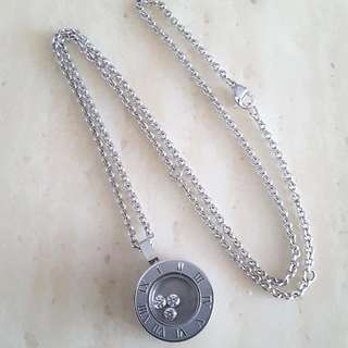 Branded Stainless Steel necklace