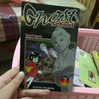 Comic Ghost School Vol. 2