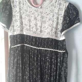 Di sale dress anak 10-12 th