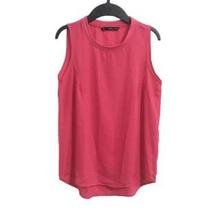 Forme Fuchsia sleeveless