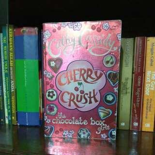 Novel Chery Crush : The Chocolate Box Girls