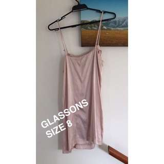 GLASSONS Dress Size 8