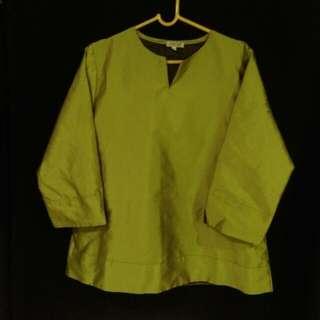 Warna Lime Green Top