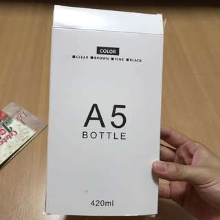 Limited edition Slim Water Bottle