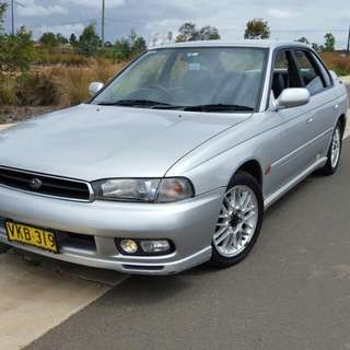 Subaru liberty Rx