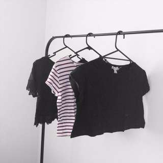 Cropped T Shirts