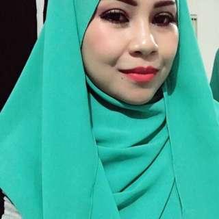 Hijab Sitimurni Klasik Polos
