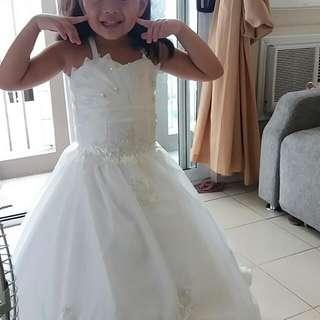 Elegant Gown for Kids