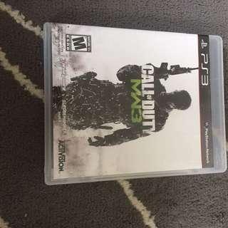 Modern Warfare 3 For PS3