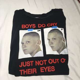 UNIF Boys Do Cry Tee