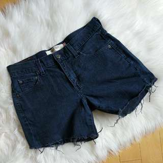 Levi's 515 Size 6 Denim Cut Off Shorts