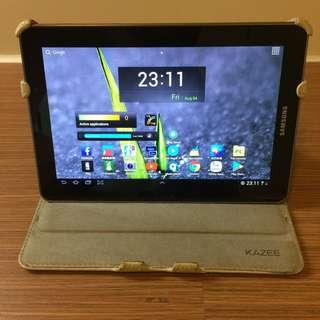 Galaxy Tab 7.7 Wifi 16gb 平板