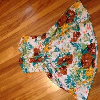 Bustier Strapless Dress