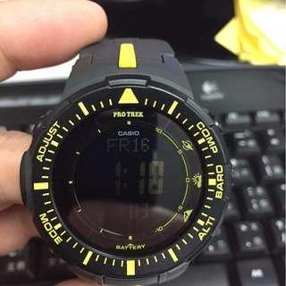 Casio - Protrek PRG-300 Watch 行山首選