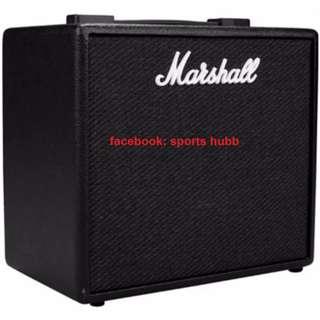 "Marshall Code 25 - 25W 1X10"" Digital Combo Amp"