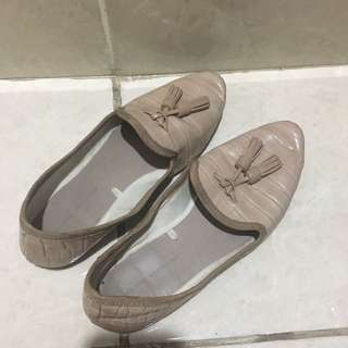 ZARA BASIC FLAT SHOES