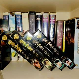 Harry Potter Colllectibles