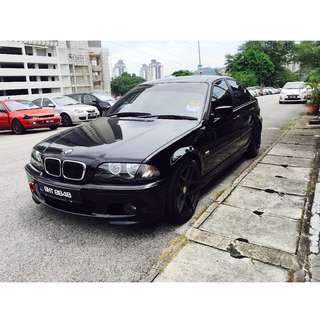 BMW e46 M-Sport (1.9) CBU