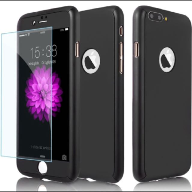 360 Protection iPhone Cases