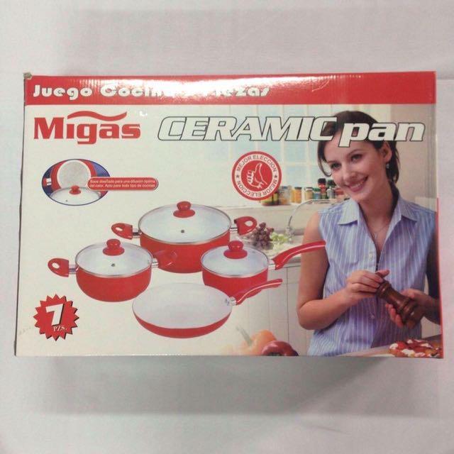 9in1 Ceramic Pan