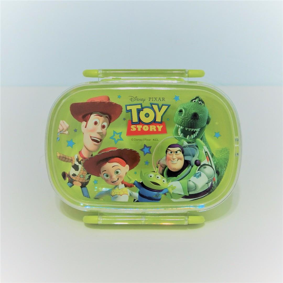迪士尼 玩具總動員 便當盒
