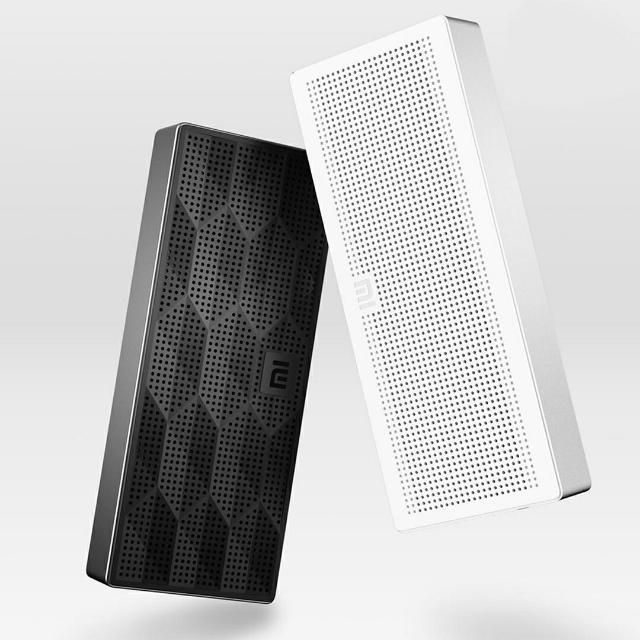 全新原廠現貨 小米 方盒子 無線藍牙喇叭音箱音響 黑色白色 原廠保固1年 7天換新 擴音器 練舞追劇教學遊戲派對