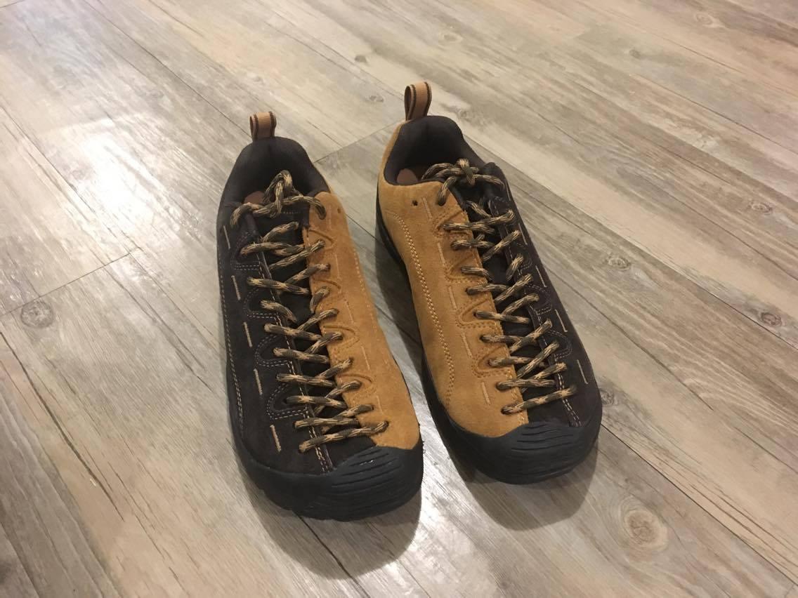 e0e8c21b63341 全新 美國 Keen Jasper Hiking Shoe Men US8
